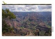 Waimea Canyon 5 - Kauai Hawaii Carry-all Pouch