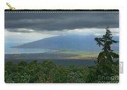 Waipoli Kula View Of West Maui From Haleakala Carry-all Pouch