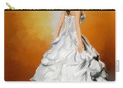 Waiting Bride Carry-all Pouch
