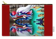 Waiting Dragon Reflect  Carry-all Pouch