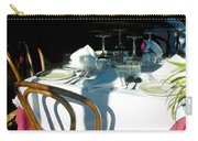 Waiting For Diners Carry-all Pouch
