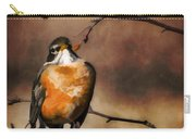 Waiting For Spring Carry-all Pouch by Jordan Blackstone
