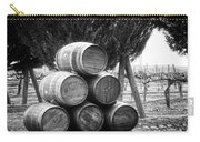 Waiting For Wine Season Carry-all Pouch