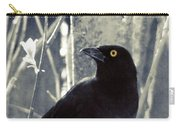 Waiting Grackle Carry-all Pouch