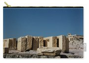 Waiting Tablets At Acropolis Carry-all Pouch