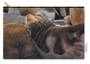 Wake Me When The Herring Arrive Carry-all Pouch by Randy Hall