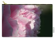 Wake Up Pink Peony Carry-all Pouch