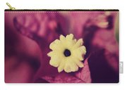 Waking Up Happy Carry-all Pouch by Laurie Search