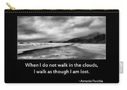 Walk In The Clouds Carry-all Pouch