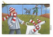 Walk In The Park Carry-all Pouch by Peter Adderley