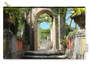 Walk In Vizcaya Gardens Carry-all Pouch