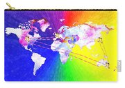 Walk The World Carry-all Pouch