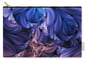 Walk Through The Petals Abstract Carry-all Pouch