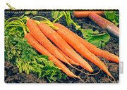 Walk With God - Garden Quote Carry-all Pouch by Edward Fielding