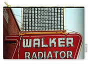 Walker Radiator Works Sign Carry-all Pouch