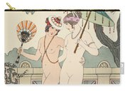 Walking Around Naked As Much As We Can Carry-all Pouch by Joseph Kuhn-Regnier