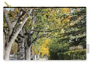 Walking Down Senators Highway Carry-all Pouch