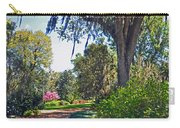 Walking In A Garden Carry-all Pouch