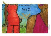 Walking In The Spirit Carry-all Pouch