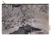 Walking On The Moon Carry-all Pouch by Laurie Search