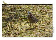 Walking On The Reeds Carry-all Pouch