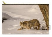 Walking Softly Carry-all Pouch