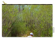 Walking The Ox Bow 2 Carry-all Pouch