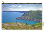 Walking Trails Everywhere In Signal Hill National Historic Site In St. John's-nl  Carry-all Pouch