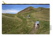 Walking Up Mam Tor Carry-all Pouch