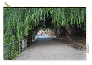 Walkway By The River Carry-all Pouch