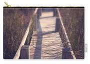 Walkway Through The Reeds Appalachian Trail Carry-all Pouch
