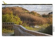 Walkway To The Beach Carry-all Pouch