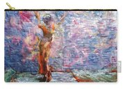 Wall Arted Carry-all Pouch