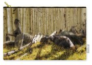 Wall Of Aspens  Carry-all Pouch