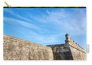 Wall Of Cartagena Colombia Carry-all Pouch
