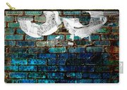 Wall Of Knowlogy Abstract Art Carry-all Pouch