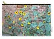 Wall Of Sunflowers 1 Carry-all Pouch