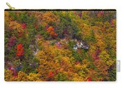 Wall Of Trees Carry-all Pouch