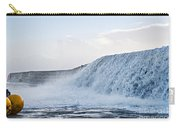 Wall Of Water Carry-all Pouch