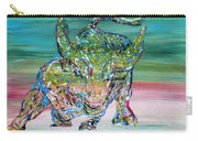 Wall Street Bull Carry-all Pouch