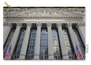 Wall Street New York Stock Exchange Nyse  Carry-all Pouch