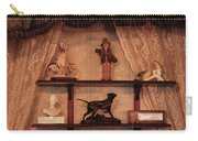 Wall Vintage Figures Carry-all Pouch