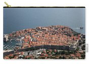 Walled City Of Dubrovnik Carry-all Pouch