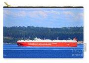 Wallenius Wilhelmsen Logistics Tamerlane Ship Carry-all Pouch