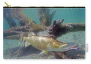 Walleye Pike And Dardevle Carry-all Pouch