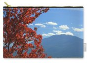 Dn5930-wallowa Valley In Fall Carry-all Pouch