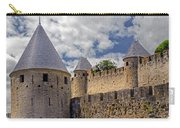 Walls Of Carcassonne Carry-all Pouch