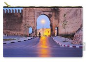 Walls Of Fes In Morocco Carry-all Pouch