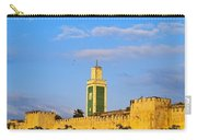 Walls Of Meknes In Morocco Carry-all Pouch