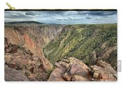Walls Of The Black Canyon Carry-all Pouch